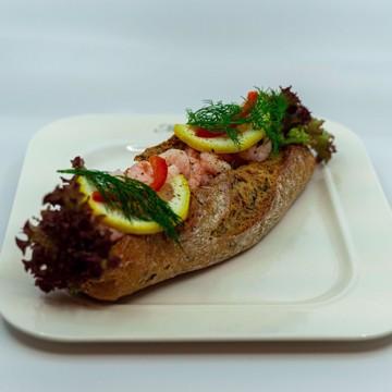 Mor Frognerkilens luksus baguette