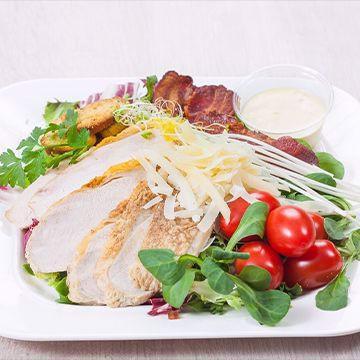 Salat Cæsar a la Matspecialen