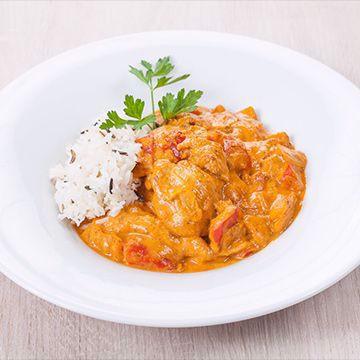 Tikka Masala med kylling