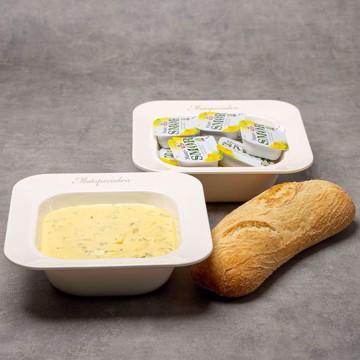 Bilde av Tapas baguette med aioli og smør
