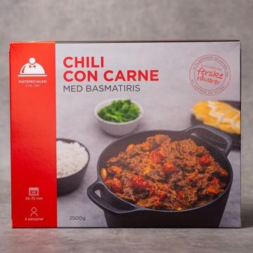 2,5 kg. Chili Con Carne